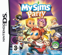 MySims Party for Nintendo DS image