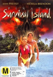 Pinata: Survival Island on DVD image