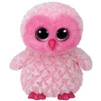 Ty Beanie Boo: Twiggy Owl - Large Plush