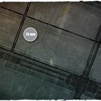 Deep Cut Studio: Neo Tokyo Neoprene Mat (6x4) image