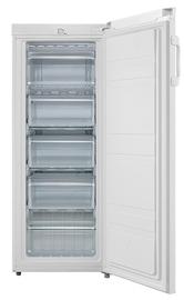 Midea 172L Upright Freezer White