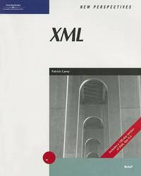 New Perspectives on XML: Brief by Patrick Carey image