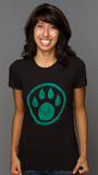 World of Warcraft Monk Paw Women's T-Shirt (XL)