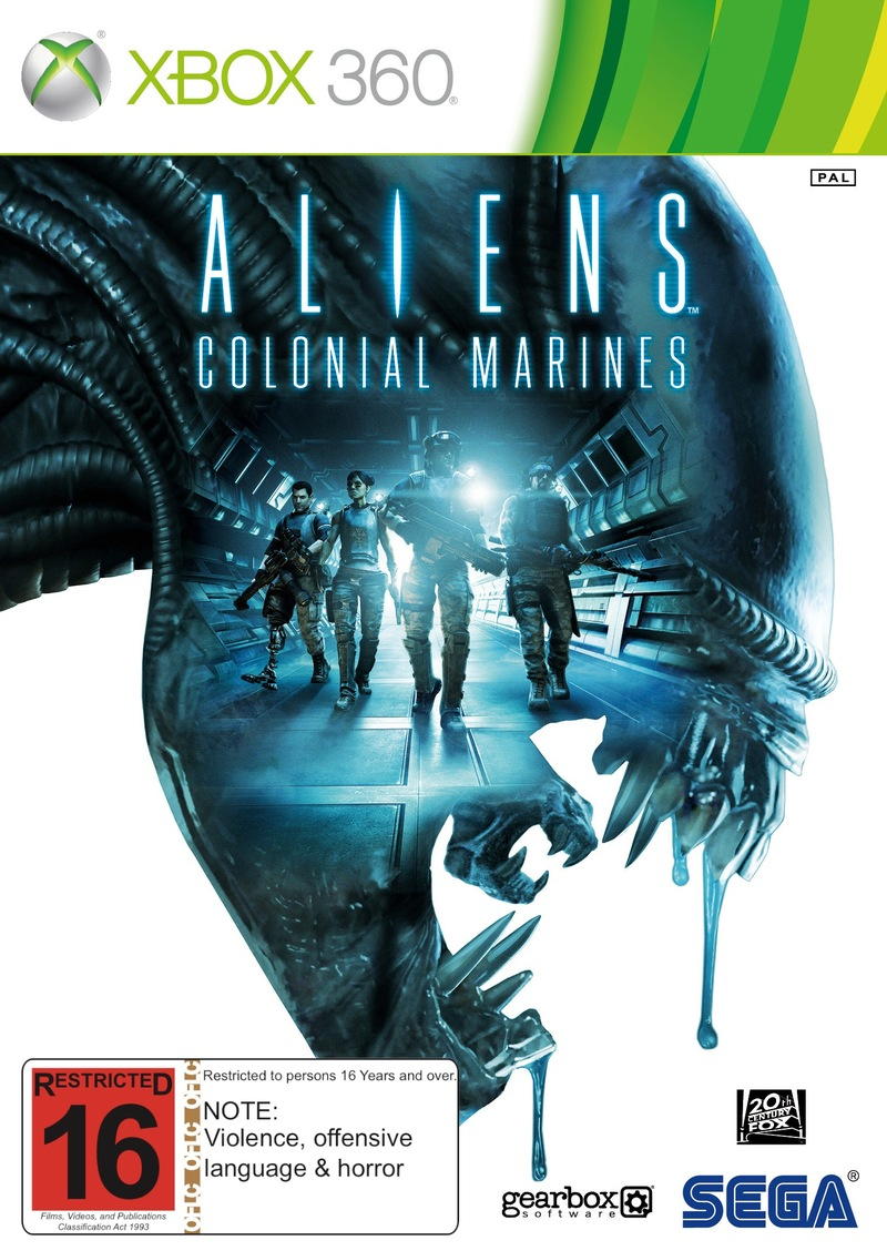 Aliens: Colonial Marines for X360 image