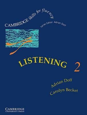 Listening 2 Student's Book: Intermediate: Level 2: Intermediate by Adrian Doff