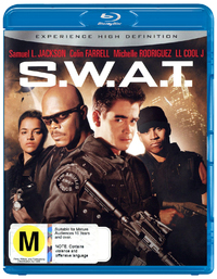 S.W.A.T. on Blu-ray image