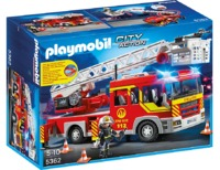 Playmobil: Ladder Unit with Lights & Sounds (5362) image