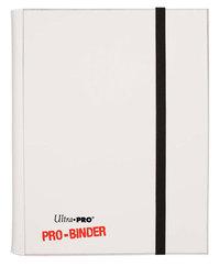 Ultra Pro: 9-Pocket Pro-Binder - White