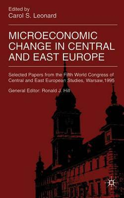 Microeconomic Change in Central and East Europe