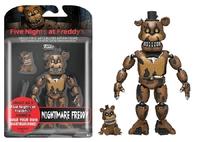 """Five Nights at Freddy's - Nightmare Freddy 5"""" Vinyl Figure"""