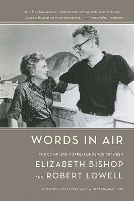 Words in Air by Elizabeth Bishop image