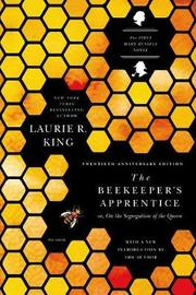 The Beekeeper's Apprentice by Laurie R King