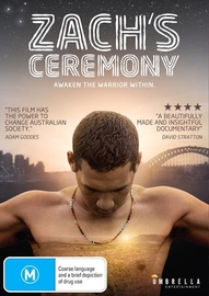 Zach's Ceremony on DVD