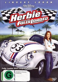 Herbie: Fully Loaded on DVD image