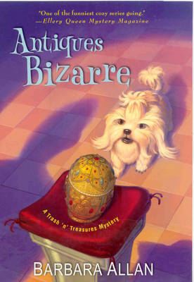Antiques Bizarre by Barbara Allan