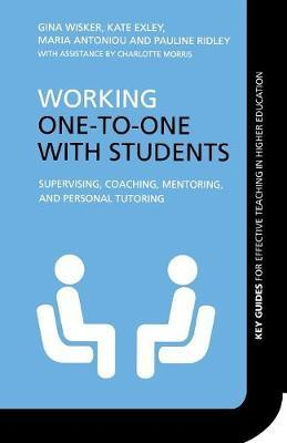 Working One-to-One with Students by Gina Wisker image