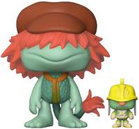 Fraggle Rock - Boober with Doozer Pop! Vinyl Figure