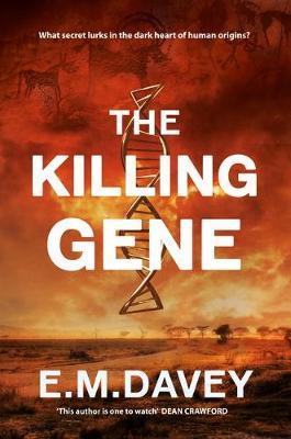 The Killing Gene by E M Davey image