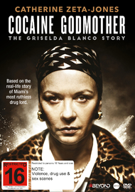 Cocaine Godmother on DVD