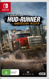 Spintires MudRunner: American Wilds for Nintendo Switch