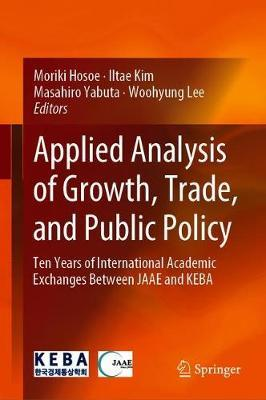 Applied Analysis of Growth, Trade, and Public Policy