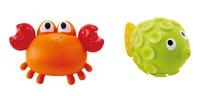 Hape: Rock Pool Squirters - Bath Toy Set