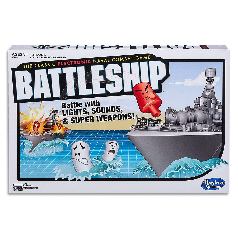 Electronic Battleship image
