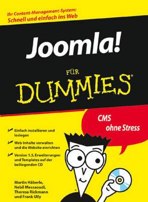 Joomla! Fur Dummies by Frank Ully image