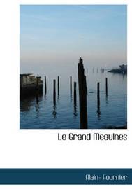 Le Grand Meaulnes by Alain- Fournier image