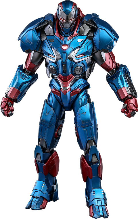 """Avengers: Endgame - Iron Patriot - 12"""" Articulated Figure"""