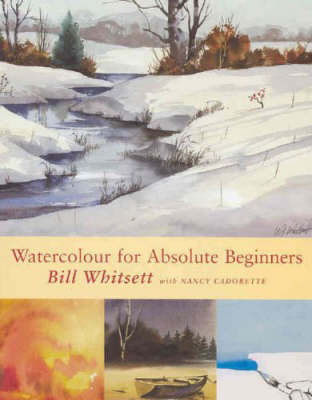Watercolour for Absolute Beginners by Bill Whitsett image