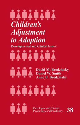 Children's Adjustment to Adoption by David M. Brodzinsky image