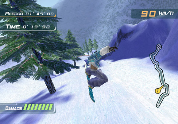 1080: Avalanche for GameCube image