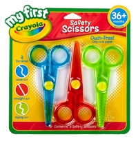 Crayola: My First Safety Scissors