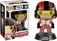 Star Wars: Poe Dameron Pop! Vinyl Figure