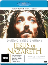 Jesus Of Nazareth on Blu-ray