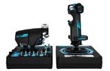 Logitech Pro Flight X56 Rhino HOTAS for PC Games