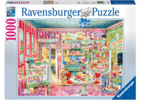 Ravenburger - The Candy Shop Puzzle (1000pc)