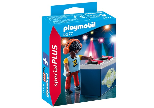 Playmobil: Special Plus - DJ