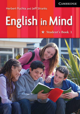 English in Mind 1 Student's Book by Herbert Puchta image