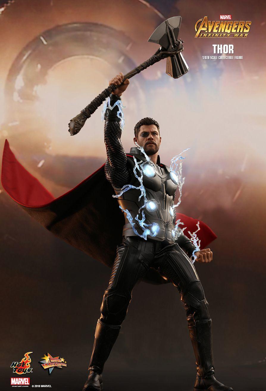 "Avengers: Infinity War - Thor - 12"" Articulated Figure ..."