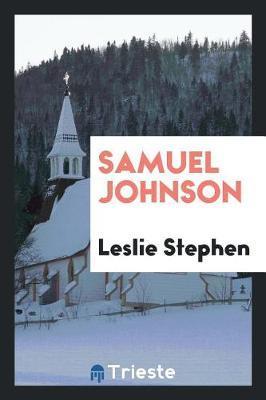 Samuel Johnson by Leslie Stephen image