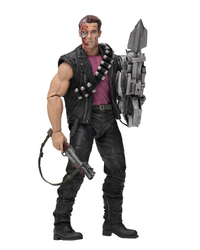 "Terminator: Power Arm T-800- 7"" Kenner Tribute Action Figure image"