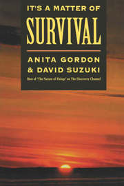 It's a Matter of Survival by Anita Gordon
