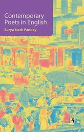 Contemporary Poets in English by Surya Nath Pandey image