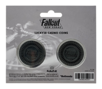 Fallout: Collectable Coin Set - New Vegas Casino Chips