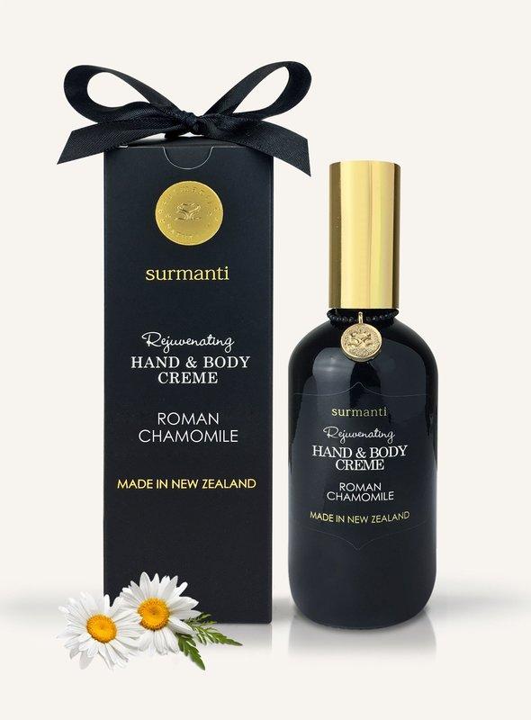Surmanti Hand + Body Creme - Roman Chamomile (300ml)