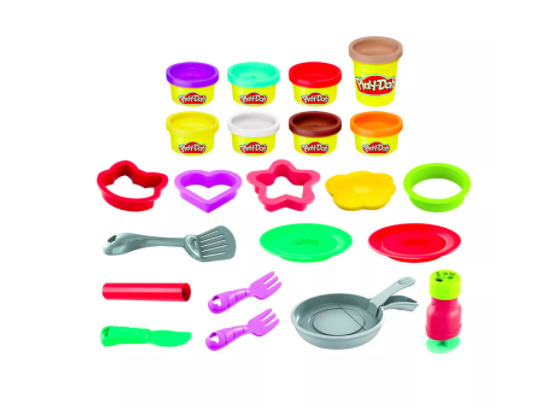 Play-Doh: Kitchen Creations - Flip 'n Pancakes