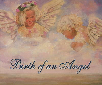 Birth of an Angel by Judy Rae Mith image