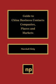 Guide to China Business Contacts Co. by Gerard Meurant